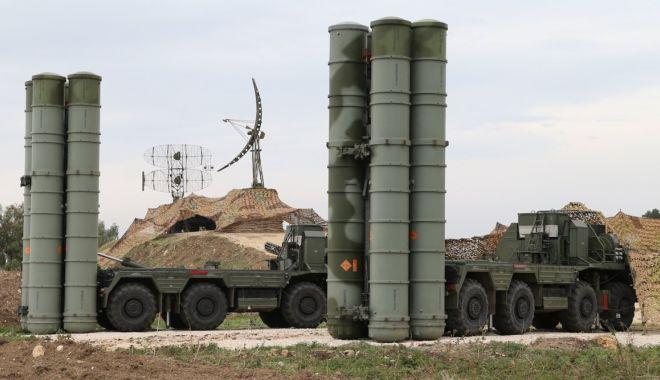 Foto: Ultimatum pentru Turcia! Trebuie să renunțe la achiziția de sisteme rusești de apărare
