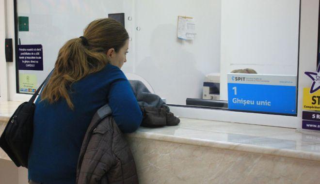 Foto: Ultimele zile pentru plata taxelor  și impozitelor locale fără penalizări