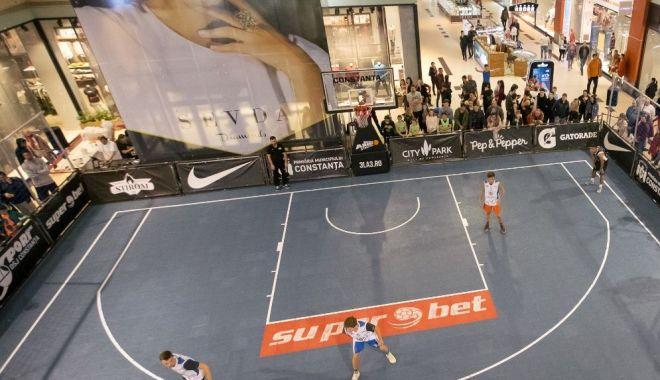 Foto: Ultimul turneu de baschet 3x3 înainte de JO 2020, la Constanța