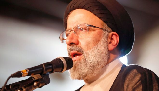 REUTERS - Ultraconservatorul Seyyed Ebrahim Raisi al-Sadati, noul preşedinte al Iranului - ultraconservatorul2-1624283682.jpg