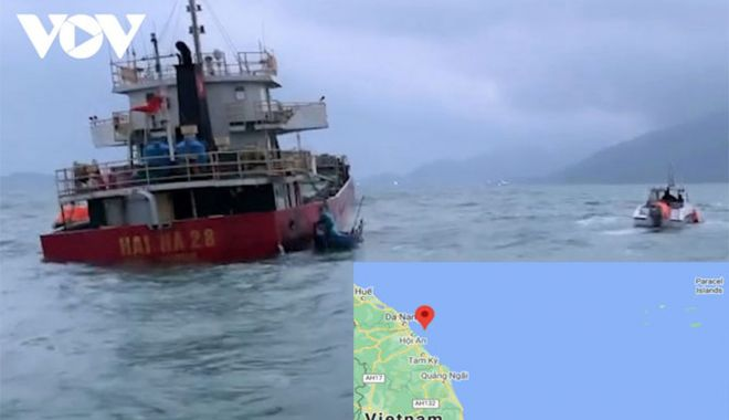 Un cargou s-a scufundat în zona de coastă a Vietnamului - uncargousascufundatinzonadecoast-1607276316.jpg