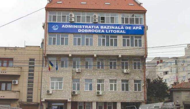 """Foto: Un caz de COVID-19, confirmat la Administrația Bazinală de Apă Dobrogea Litoral. """"Instituția nu își suspendă activitatea!"""""""