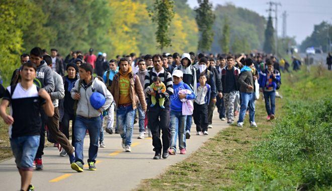 """Foto: """"Ungaria ar trebui să utilizeze forța pentru a opri un eventual nou val de migranți"""""""
