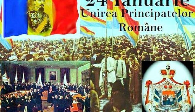 Foto: Evenimente dedicate Unirii Principatelor