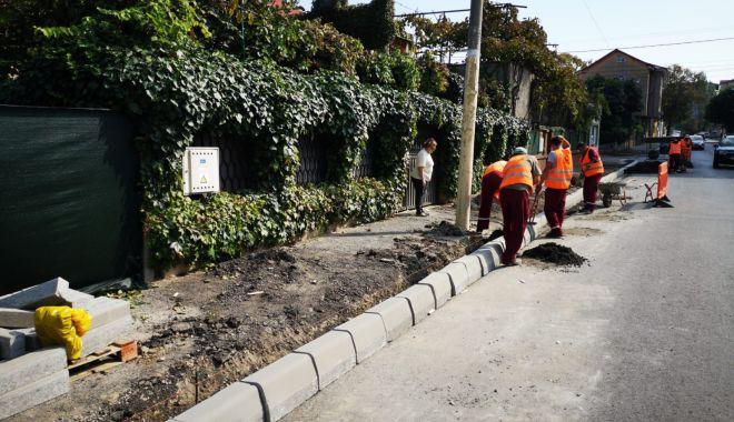Foto: Restricții de circulație pe o stradă intens circulată, din Constanța