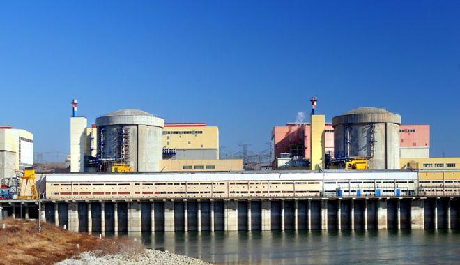 Foto: Centrala Nuclearelectrica va funcționa la putere redusă