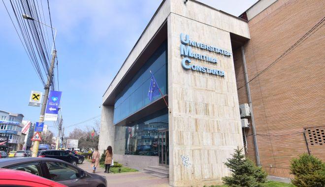 Universitatea Maritimă asigură practica studenţilor la agenţii economici - universitate-1618321712.jpg