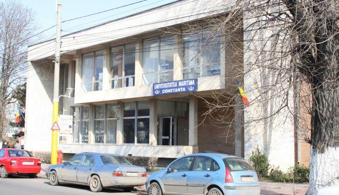 Foto: Universitatea Maritimă nu și-a acoperit, încă, cifra de școlarizare