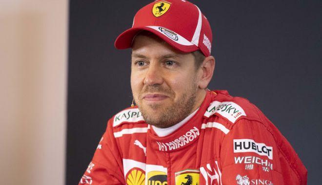 Foto: Sebastian Vettel, despre o eventuală retragere la finalul acestui sezon de Formula 1