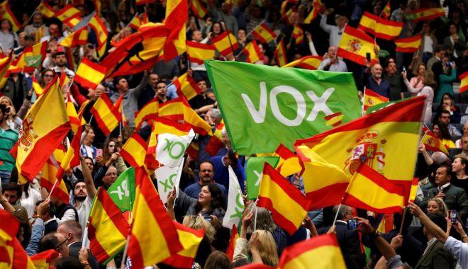 Foto: Un nou scrutin în Spania, dominat de criza din Catalonia