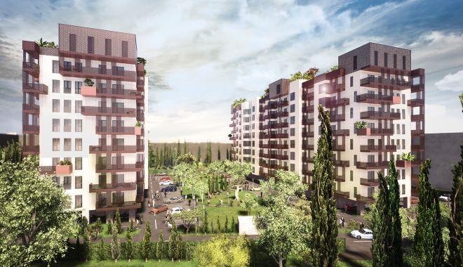 Un nou cartier rezidențial, la Constanța. Blocuri turn și grădină interioară, în zona de vest a orașului - unnoucartier-1572807909.jpg