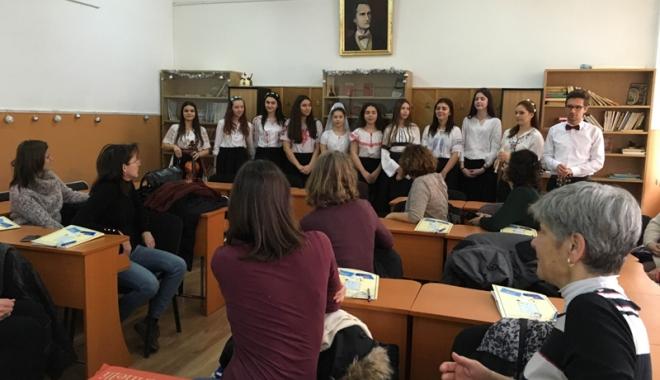 Foto: Un nou proiect Erasmus+ la Colegiul Pedagogic