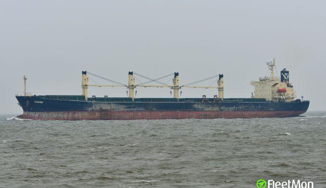 Foto: Un paznic înarmat a preluat controlul navei pe care trebuia să o apere de pirați
