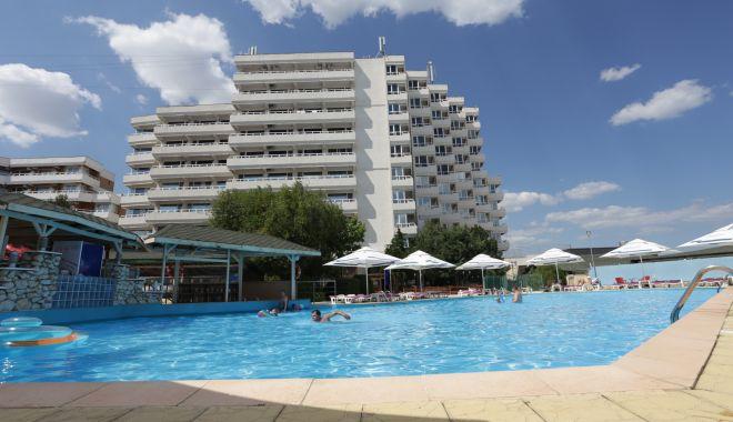 Foto: Un sfert din capacitatea de cazare turistică a țării se află în județul Constanța