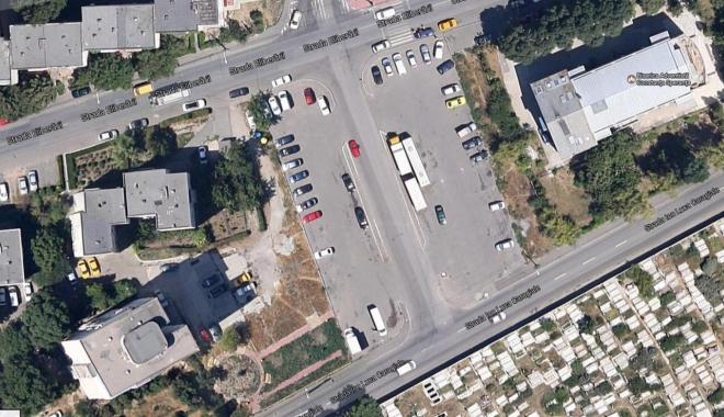 Galerie foto. ÎNCĂ UN SUPERMARKET LA CONSTANȚA! Dispare o parcare imensă de pe strada Eliberării - untitled-1494420682.jpg