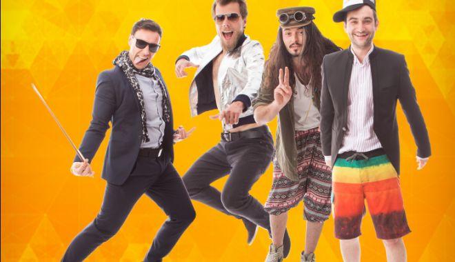Foto: Trupa de improvizație OBLIGO vine la Doors Club!