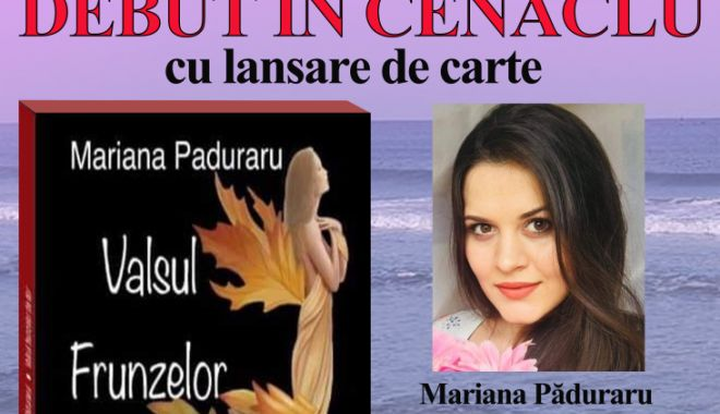 Foto: Lansare de carte la Constanța!