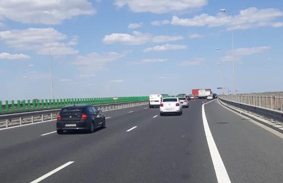 Trafic rutier îngreunat pe A4! - untitled-1567764142.jpg