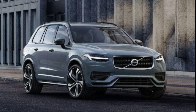 Foto: Exclusiv Auto prezintă, în premieră, la Constanța, noul Volvo XC90 facelift