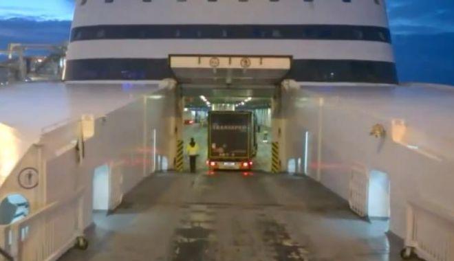 Șoferi români arestați în Franța. Transportau migranți într-o remorcă frigorifică - untitled-1572250757.jpg