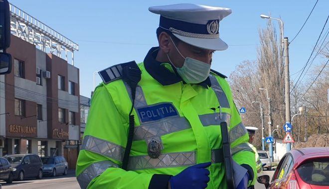 CIRC ÎN MIEZ DE NOAPTE, la Constanța: polițist de la Locală, amendat de agent de la Rutieră! - untitled-1585917558.jpg