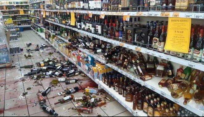 Supermarket devastat de un angajat care a aflat că va fi concediat în plină carantină - untitled-1588764798.jpg