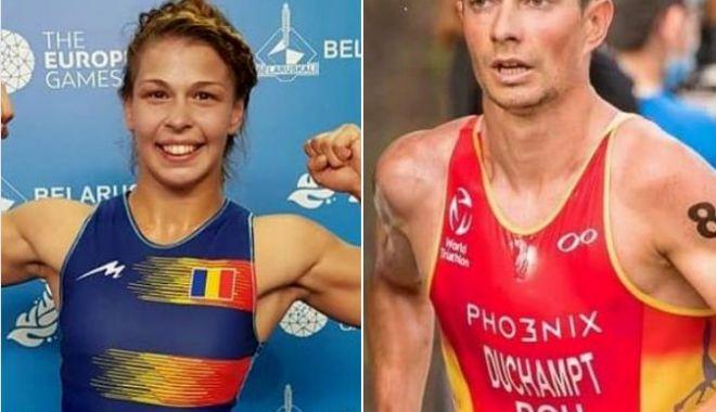 Olimpism / Luptătoarea Kriszta Incze şi atletul Felix Duchampt, calificaţi la JO de la Tokyo - untitled-1623824355.jpg