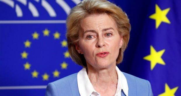 Von der Leyen cere accelerarea procesului de nominalizare a comisarilor român, ungar și francez - ursula-1570730602.jpg