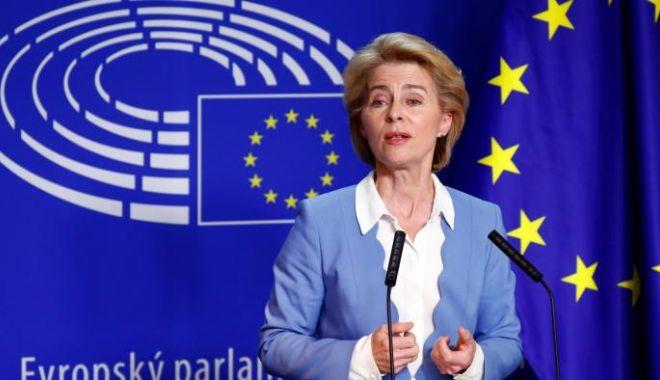 Ursula von der Leyen, îngrijorată de reducerea bugetului multianual al UE - ursula-1575596189.jpg
