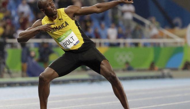 """Foto: Usain Bolt, campanie pentru """"Distanțarea socială"""""""