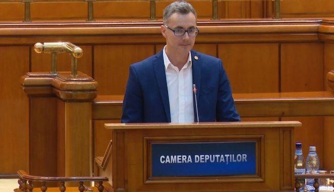 Deputatul Stelian Ion, de la USR: