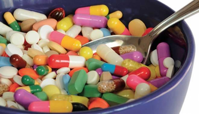 Foto: Utilizarea antibioticelor în alimente  va fi sancționată