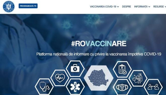 Platforma pentru vaccinarea contra Covid-19 nu funcționează luni dimineață - vacc-1610958055.jpg