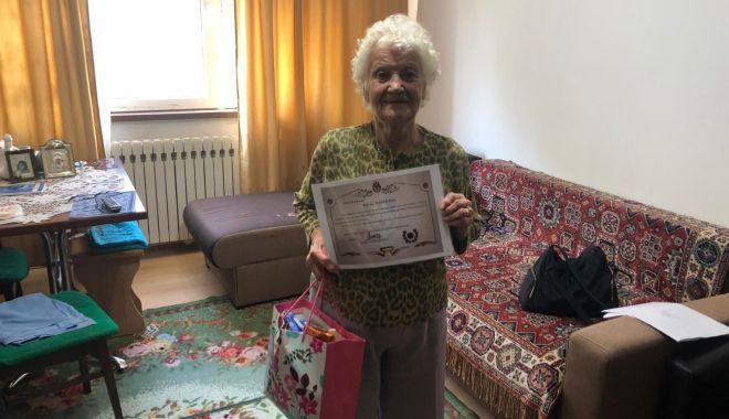 Povestea emoționantă a unei femei din Constanța! Căsătorită 11 luni, văduvă 74 de ani, după ce și-a pierdut soțul în război - vaduvarazboi1-1571126117.jpg