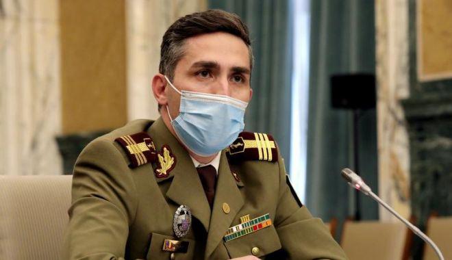 Valeriu Gheorghiță: Pe 15 octombrie, am putea să depășim 17.000 de infectări pe zi, media la o săptămână - valeriugheorghita-1631951038.jpg