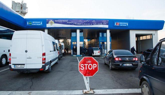 Toate persoanele care sosesc în Republica Moldova vor sta în izolare. Care sunt excepţiile - vama-1614964647.jpg