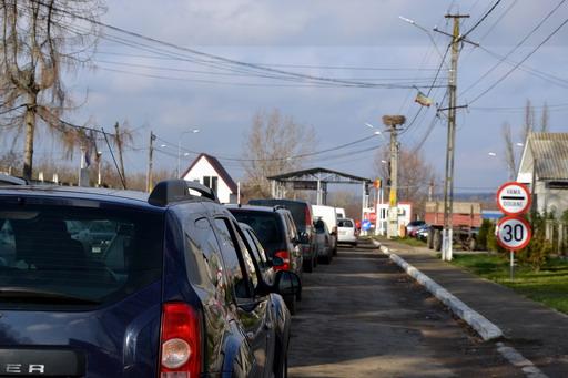 Foto: Măsuri de fluidizare a traficului în punctele de frontieră, pentru perioada Sărbătorilor de Iarnă