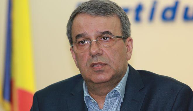 Foto: Dosar penal in rem în cazul senatorului Vergil Chițac