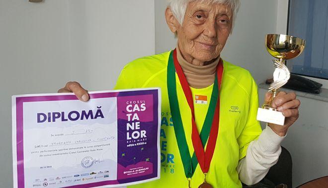 Veronica Negreanu a alergat la Crosul Veteranilor de la Găești - veronicanegreanugaesti-1564082661.jpg