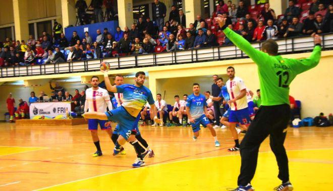 Foto: HC Dobrogea Sud ar putea participa în European League la handbal masculin