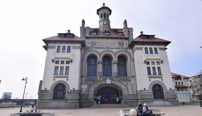 Foto: Expoziție fotodocumentară la Muzeul de Istorie și Arheologie Constanța