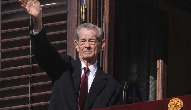 Foto: Regele Mihai a fost împărtășit. Ultimele informații despre starea de sănătate a Majestății Sale