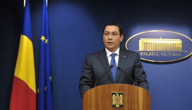 Foto: Victor Ponta, salvat de colegii deputați. Premierul se ascunde sub imunitatea parlamentară