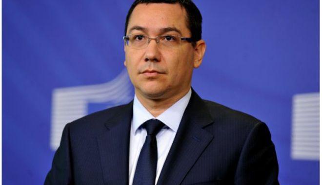 """Foto: Victor Ponta: """"Se pare că cineva și-a propus să ne scoată din UE"""""""