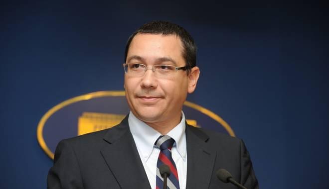 Foto: Ponta vrea la locale oameni eficienți și fără pată