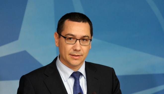 """Foto: Ponta: """"Eu nu văd PNL pregătit să guverneze azi"""""""
