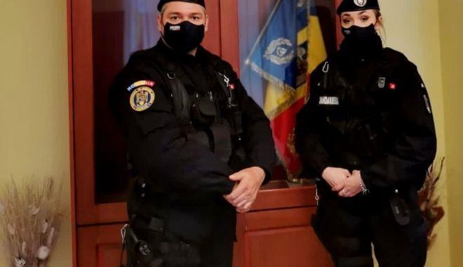 55 de tineri din Constanța vor să devină jandarmi - viitorijandarmi1-1614973222.jpg