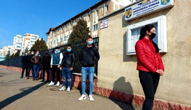 55 de tineri din Constanța vor să devină jandarmi - viitorijandarmi2-1614973169.jpg