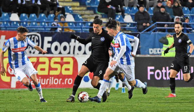 Foto: FC Viitorul câștigă la Iași și rămâne în cărți pentru play-off