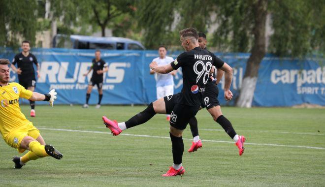 Foto: FC Viitorul și U Craiova și-au împărțit victoriile în cele două amicale